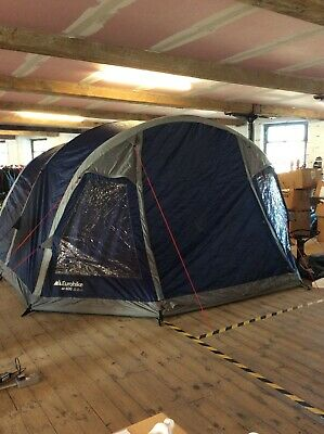 Eurohike Air 600 Tent Airbeam Easy Pitch Inflatable 6 Person Man Tent Rrp £660 • 92£