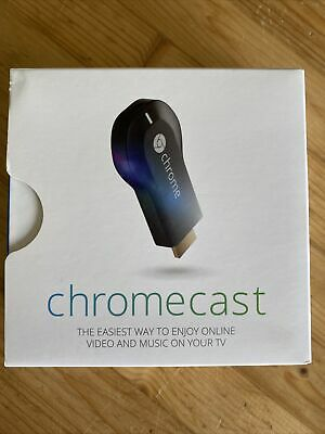 AU9.03 • Buy Google Chromecast HDMI Streaming Media Player H2G2-42