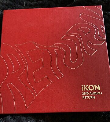IKon 2nd Album: Return With Jay And June Photocard • 15£
