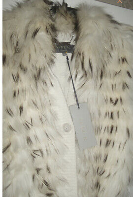 N Peal Fur And Cashmere Gilet Jacket BNWT Size Small • 175£