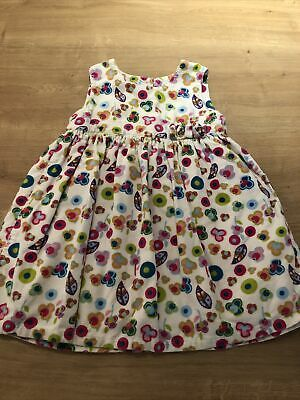 AU9 • Buy John Lewis Baby Dress Lined 2-3 Years