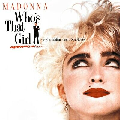 £9.98 • Buy Madonna - Who's That Girl (Vinyl LP) Good Condition