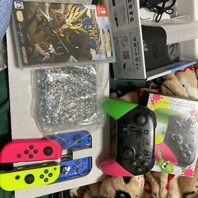 AU1422.61 • Buy Nintendo Switch Body Lotto Edition (with Software)