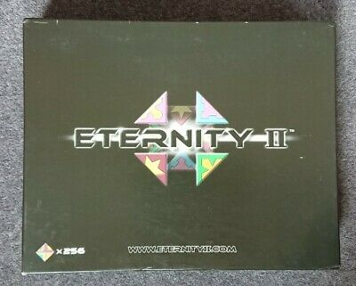 £8.99 • Buy Eternity II (2) Puzzle Board Game 256 Pieces. Christopher Monckton 2007 UNPLAYED