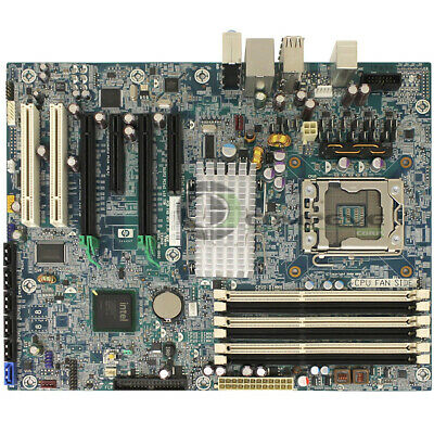 $ CDN62.94 • Buy Free Shipping To Canada And US, HP Z400 MOTHERBOARD LGA 1366 Tested Ok