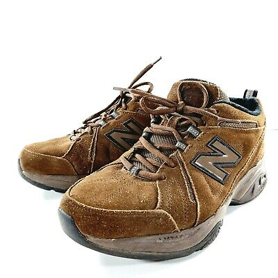 AU59.99 • Buy NEW BALANCE Mens Brown Running Shoes Joggers Width 4E Size US 7