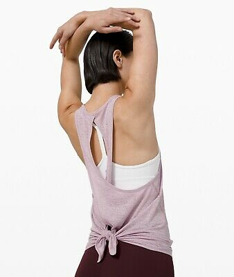 AU35 • Buy Lululemon Tied And True Tank Size 2 New With Tag RRP $69.00