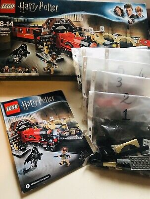 Lego Harry Potter Hogwarts Express 75955 COMPLETE SET Excellent Used Condition  • 49.99£