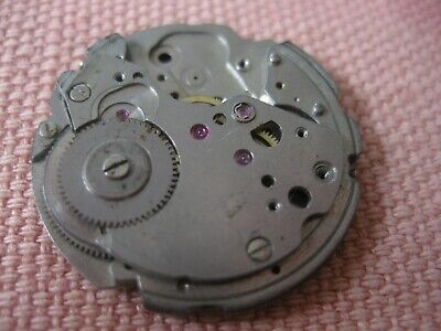 $ CDN61.51 • Buy Seiko  Chronograph  Cal 6139  MOVEMENT For Parts  , Not Complete
