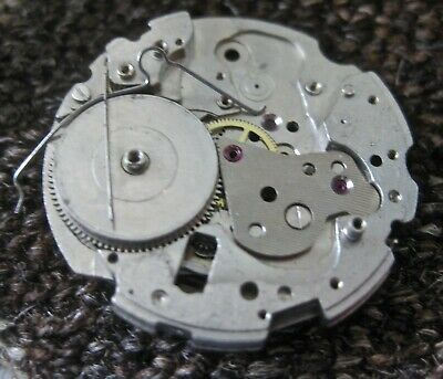 $ CDN111.73 • Buy Seiko  Chronograph  Cal 6139  MOVEMENT For Parts  Not Complete