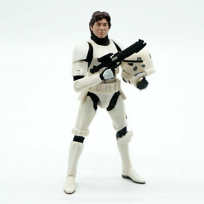 Star Wars Black Series Han Solo Stormtrooper 6  Action Figure Toy Model NO BOX • 0.06£