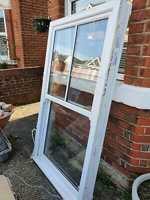 Upvc Sash Window Double Glazed • 100£