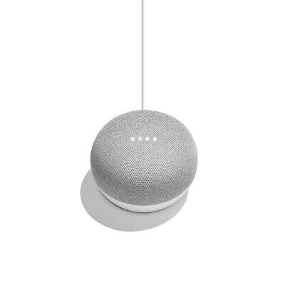 AU27.55 • Buy Google Home Mini Smart Assistant Speaker - Chalk