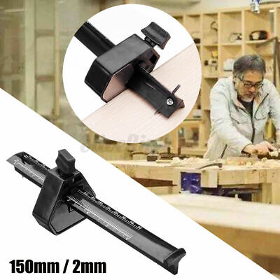 £6.89 • Buy 1/16  Joinery Marking Gauge Center Point Scriber Carpentry Woodworking Tool UK