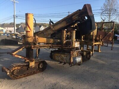 $9750 • Buy Power Curber 5700 Curb And Gutter Machine, Runs And Operates Great!!!
