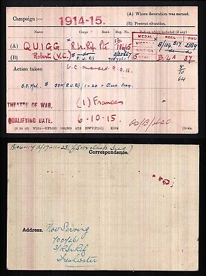 £0.99 • Buy WW1 MEDAL  Index Card Or. Wound Badge Record Or Pension Ledger