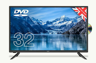 £189.95 • Buy Cello C3220f 32 Inch Hd Ready Led Tv With Built-in Dvd Player
