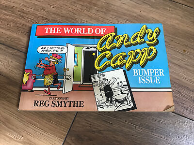 £5.25 • Buy The World Of Andy Capp Bumper Issue, 1985