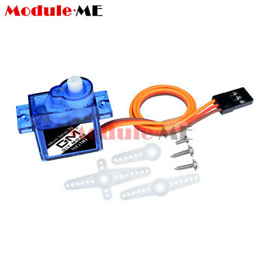 AU1.76 • Buy 9G SG90 Mini Micro Servo For Car Boat RC Robot Helicopter Airplane