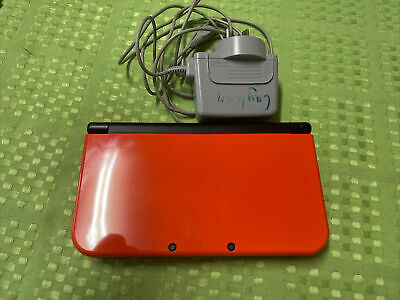 AU150 • Buy Orange Edition Nintendo 3DS XL Console With Charger (no Stylus)