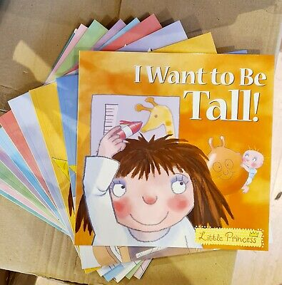 £19.99 • Buy Wholesale! Box Of 5 Little Princess Story Collection 10 Books Sets Tony Ross.
