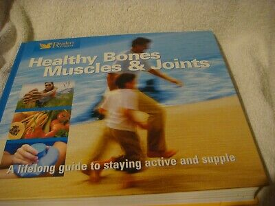 Healthy Bones, Muscles And Joints By Reader's Digest (Hardback, 2006) • 1.50£