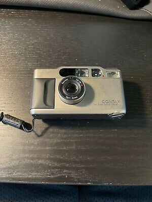 $ CDN1209.06 • Buy [Excellent Condition] Contax T2 35mm Film Camera With Accessories