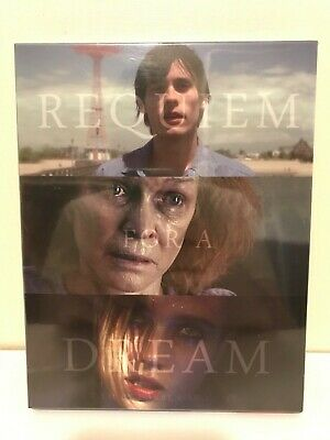 $45 • Buy Requiem For A Dream Blu Ray Green Nare Media OOP Rare 246/777 Limited Edition