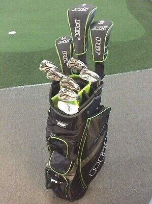 AU499.99 • Buy 2021 PGF X5 Golf Package Inc Cart Bag, Putter & Covers - Standard Size