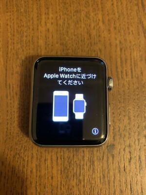 $ CDN362.44 • Buy Apple Watch Series 1 Stainless 42mm Watch Body Shipped From Japan