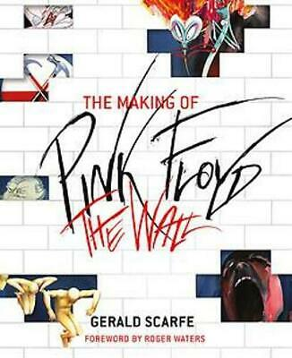 £14.87 • Buy The Making Of Pink Floyd The Wall, Gerald Scarfe, New,