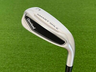 AU141.66 • Buy NEW Cleveland Golf SMART SOLE CHIPPER Right Handed Steel Original Grip