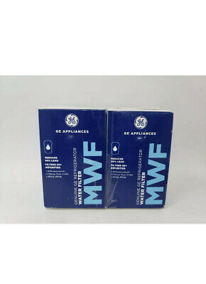 $ CDN25.05 • Buy MWF Water Filter For GE Refrigerators 2 Pack FREE SHIPPING !