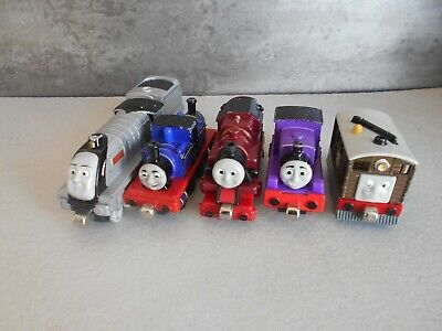 Take & Play Thomas The Tank Engine Trains Spencer Arthur Mighty Mac Charlie Toby • 10£
