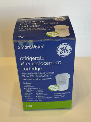 $ CDN8.65 • Buy Genuine GE Smartwater Refrigerator Replacement Water Filter MWF - NEW SEALED