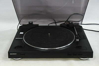 AU199.95 • Buy Sony PS-LX250H Belt Drive Automatic Turntable/Record Player - Built In Pre-Amp