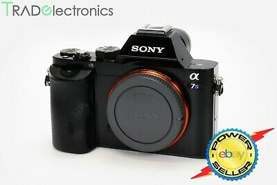 AU999 • Buy (👍Great) Sony Alpha A7S Mirrorless Digital Camera Body Only 3  12.2MP ILCE-7S
