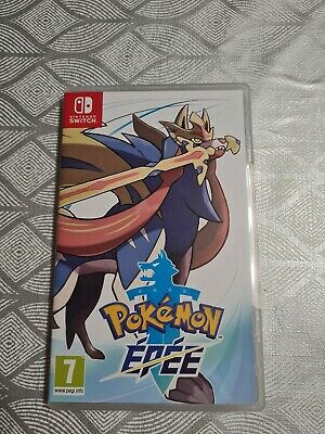 AU61.73 • Buy Pokémon Epee Nintendo Switch