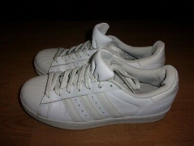 $ CDN8.62 • Buy Adidas Originals Superstar White Leather Mens Trainers Size 7