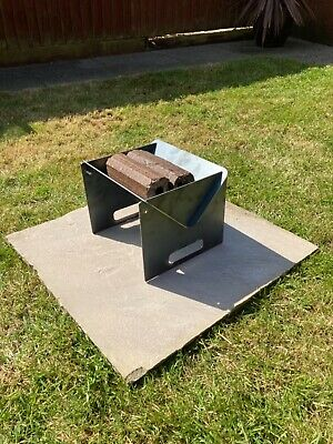 £29.90 • Buy Camping Baby Fire Pit - Portable - Collapsible - Flat Pack