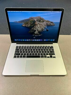 $329.95 • Buy Apple MacBook Pro 15  Retina (Early 2013) - I7 2.4GHz - Choose Specs & Condition