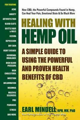 £19.16 • Buy Healing With Hemp CBD Oil : A Simple Guide To Using Powerful And Proven Health