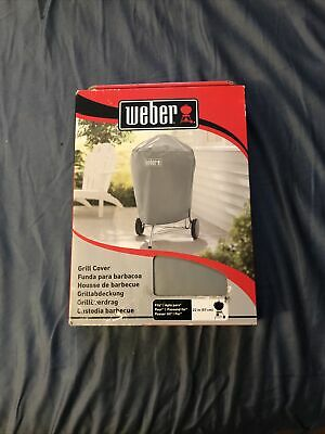 $ CDN22.56 • Buy Weber Cover For 22'' Charcoal Kettle Grills - Gray (7176)