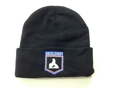 AU19.99 • Buy Holden Shield Embroidered Beanie Hk Ht Hg Hq 186 253 307 308 327 350 Kingswood
