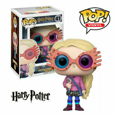 Funko POP!Harry Potter 41# Luna Lovegood Action Figures Exclusive Collection Toy • 10.78£