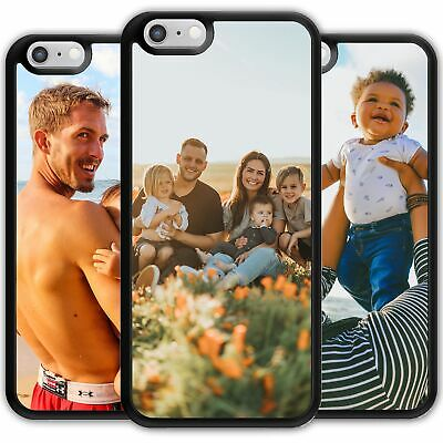 AU16.78 • Buy Personalised Phone Case For IPhone Samsung Sony Moto Cover Customise With Photo