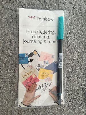 AU5.36 • Buy Tombow Brush Pen - Calligraphy Pen (Goldfaber Colour Pencil Included)