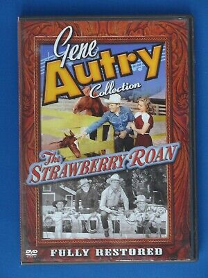 £3.59 • Buy Gene Autry Collection DVD The Strawberry Roan Region 1 Very Good Condition