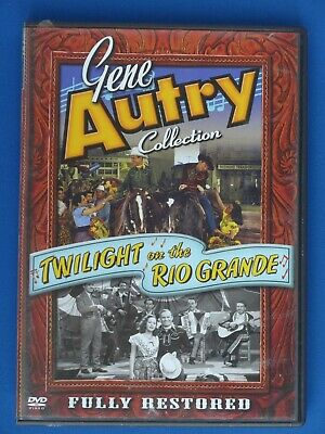 £3.59 • Buy Gene Autry Collection DVD Twilight On The Rio Grande Region 1 Very Good Cond