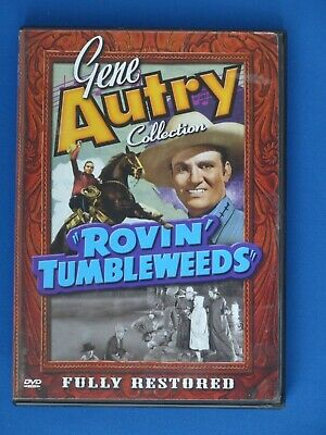 £3.59 • Buy Gene Autry Collection DVD Rovin Tumbleweeds Region 1 Very Good Cond